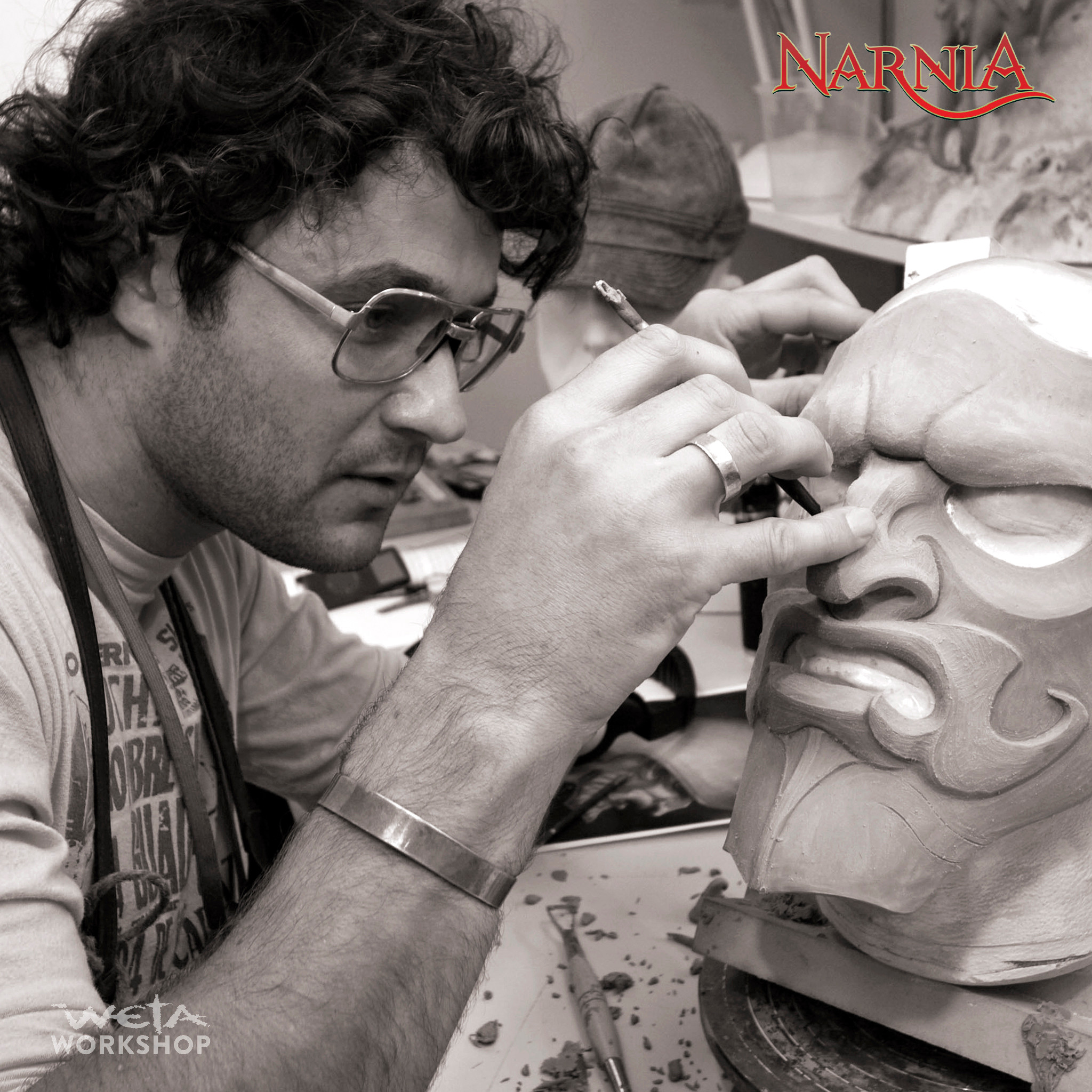 Max Patte, Weta Workshop