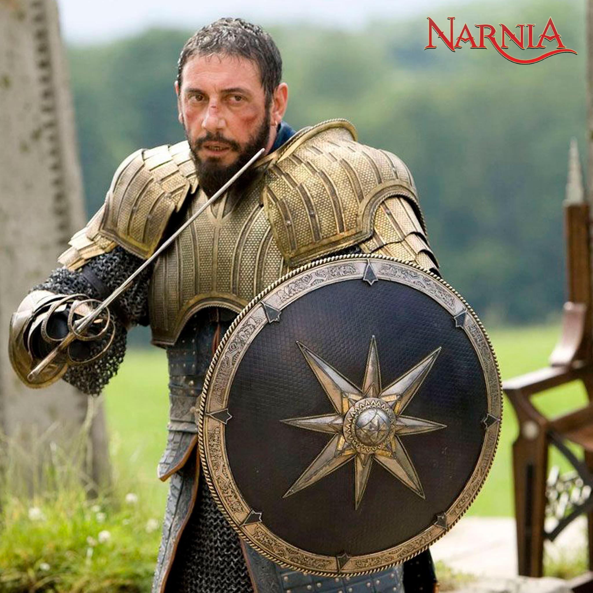 Sergio Castellitto as Miraz