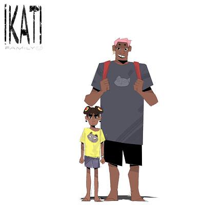 the IKATI family