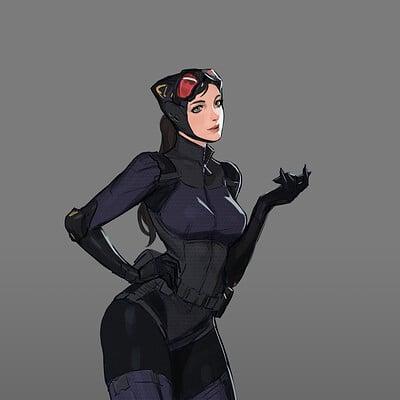 Sonech catwoman190930 3