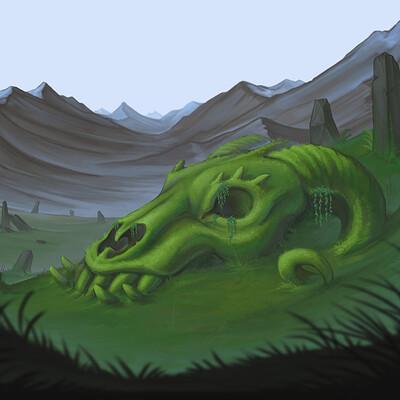 Meagen ruttan dragon 14 resized moss