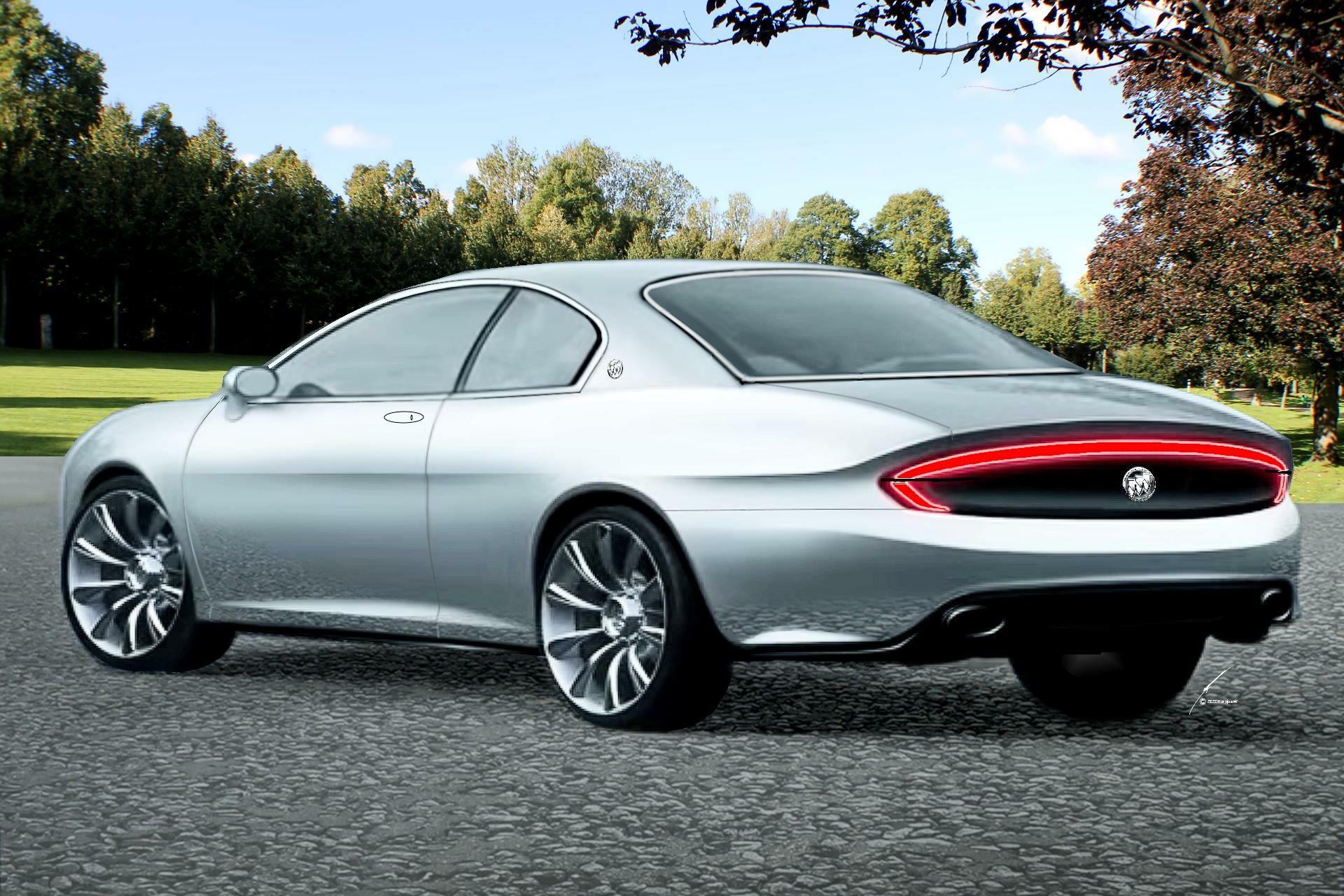 2020 Buick Riviera Speed Test