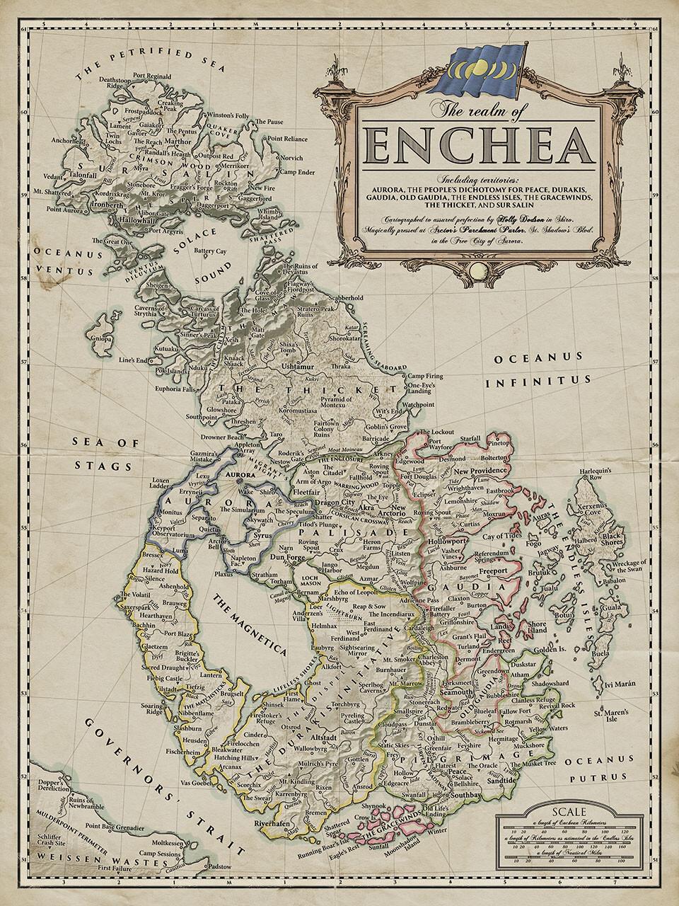 Enchea