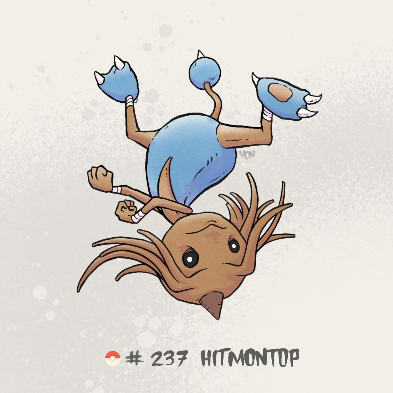 #237 Hitmontop