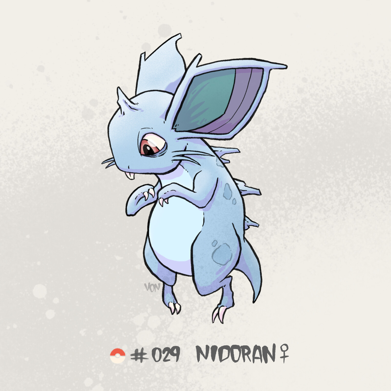 #029 Nidoran