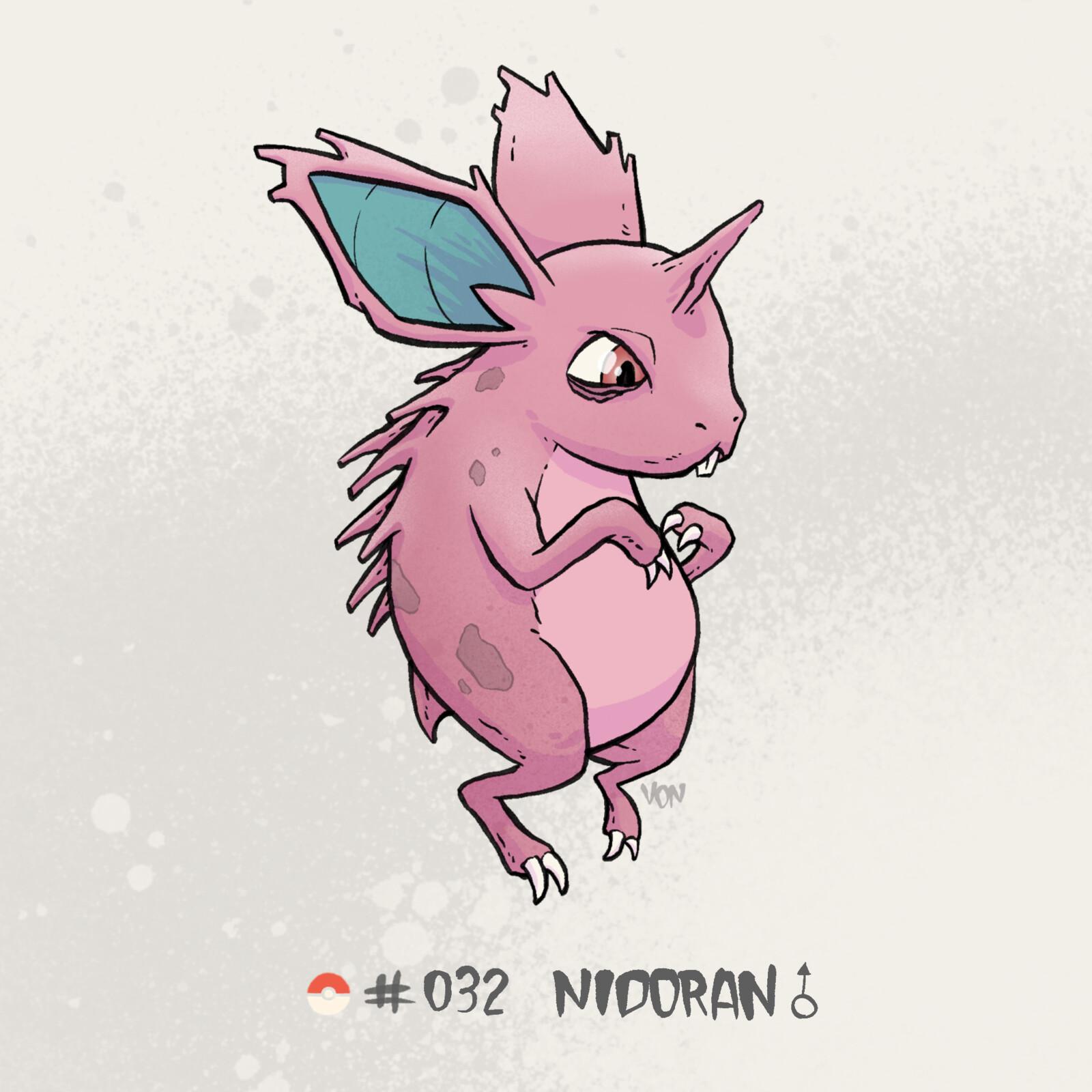 #032 Nidoran