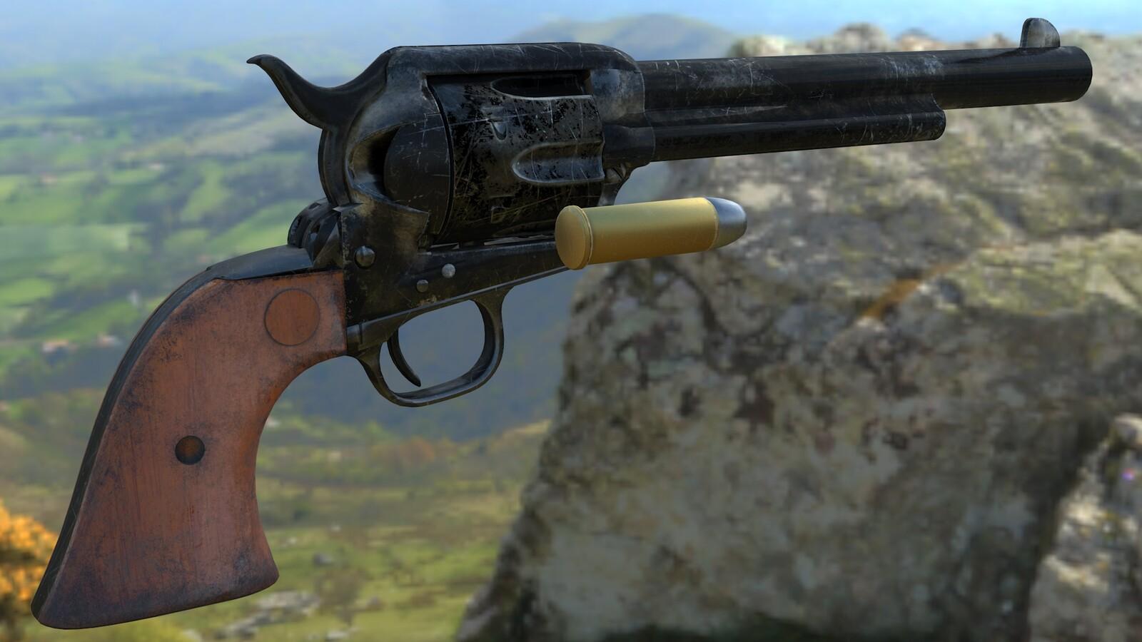 Gun Texturing