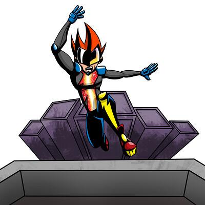 Gustavo lucero shs salto color m