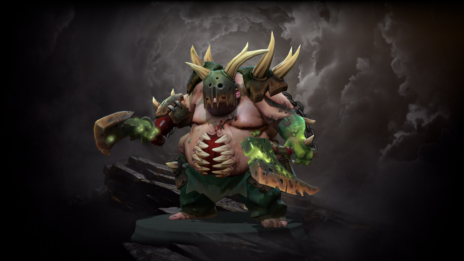 Artstation Warhammer Chaos Nurgle Lord Of Decay Nicolai Madshock Von Stromberg