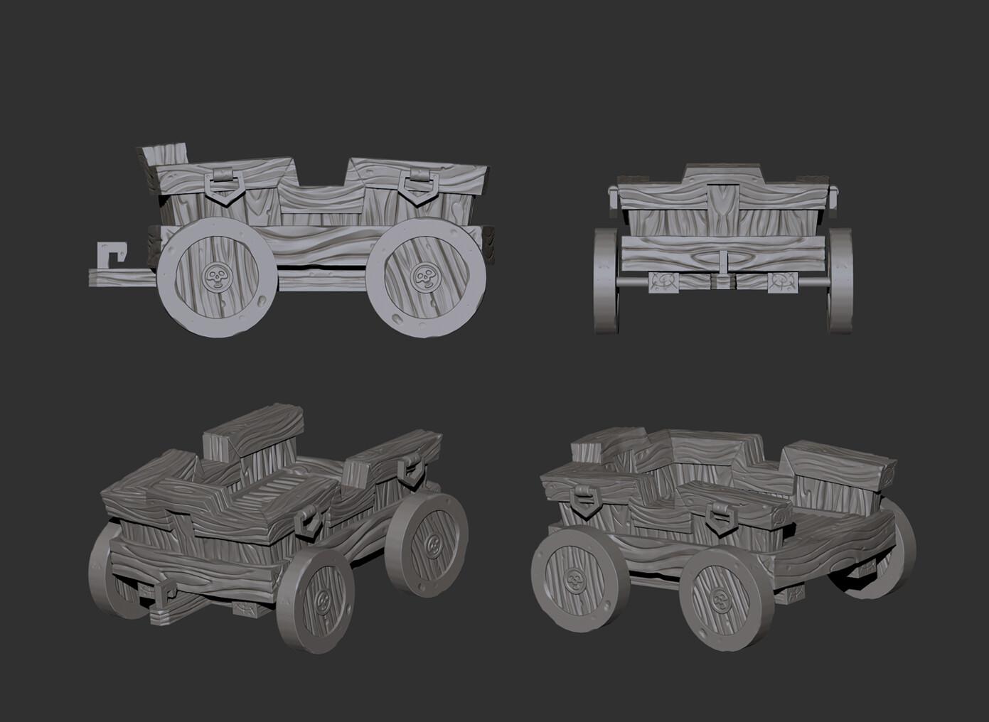 Zandalari Wagon