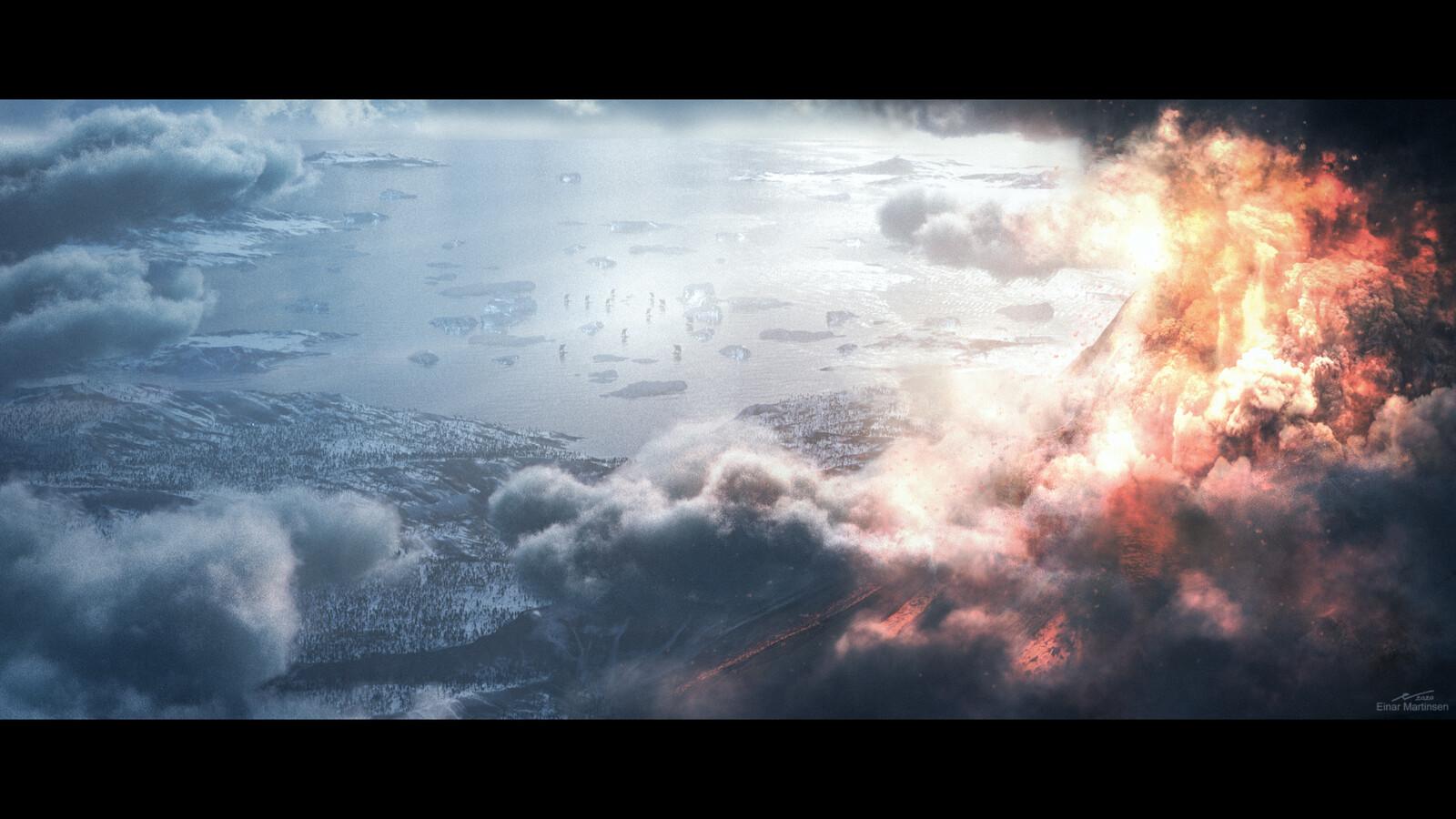 frozen volcano 003