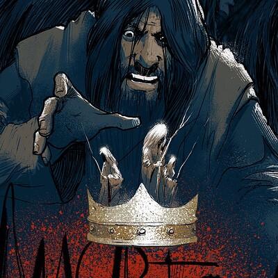 Rob gale macbeth poster 1200