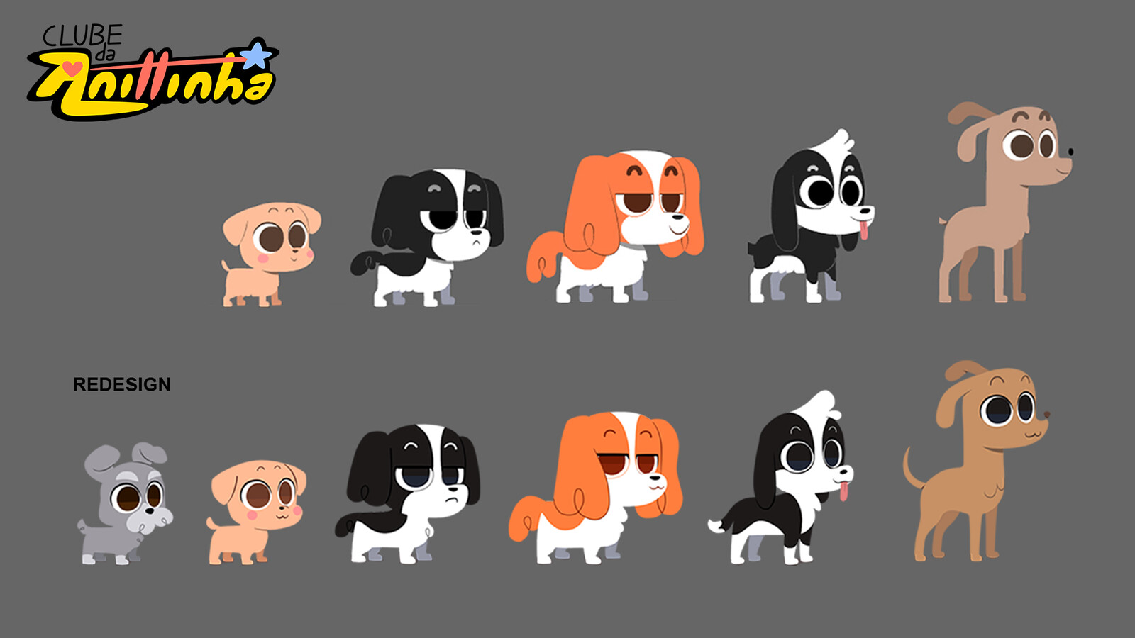 Redesign - Dogs