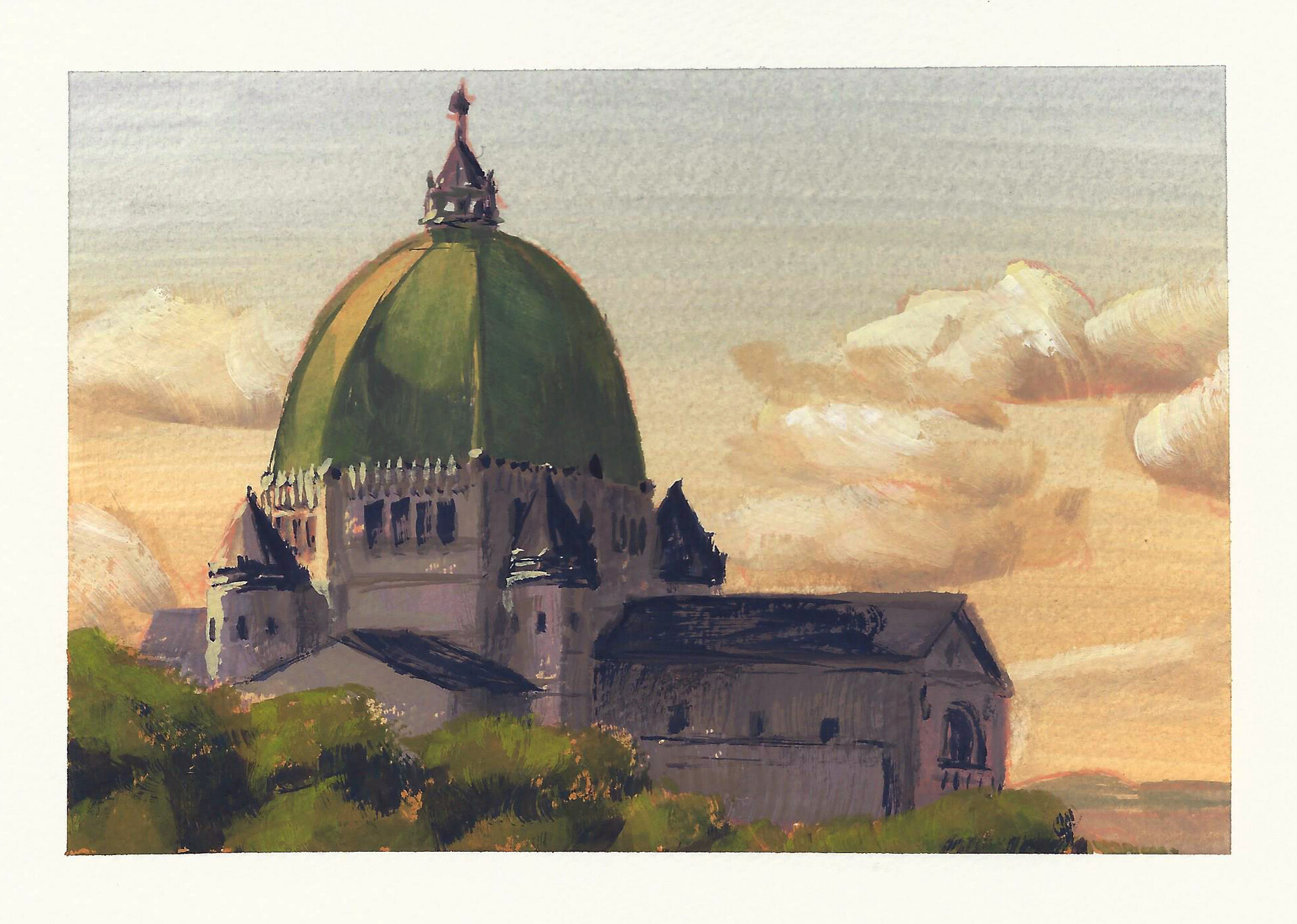Commission of St Joseph's Oratory