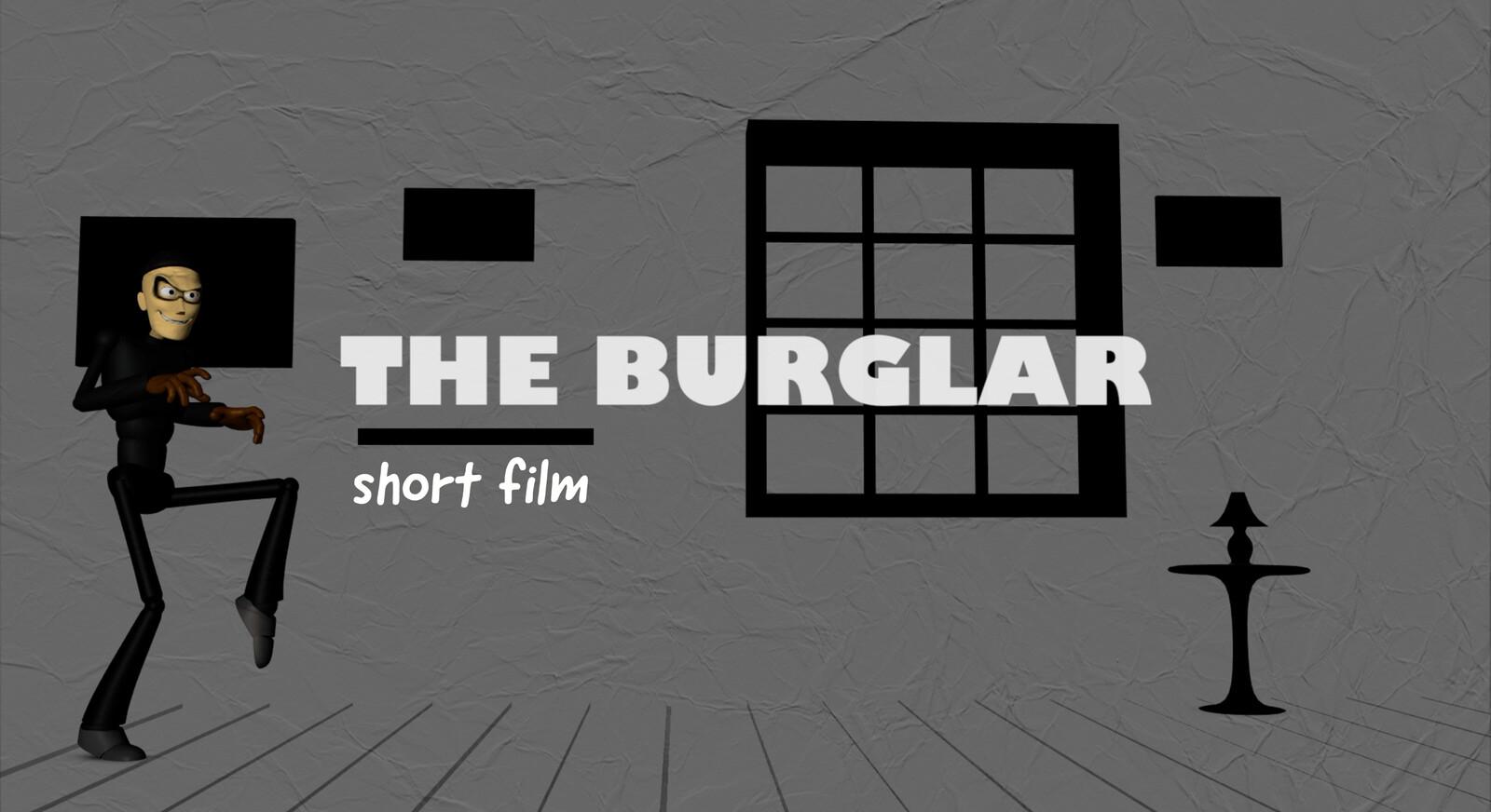 The Burglar, 3D animation short