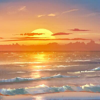 Sunset (45/365)