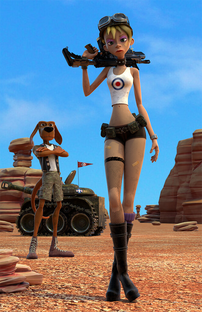Tank Girl 2020