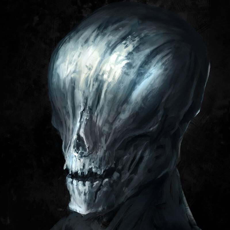 Skull monster 01