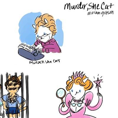 Miriam gibson muder she cat