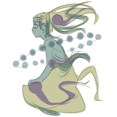 Miriam gibson floaty spirit