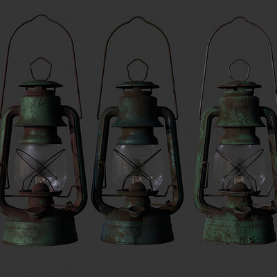 Lantern texture test
