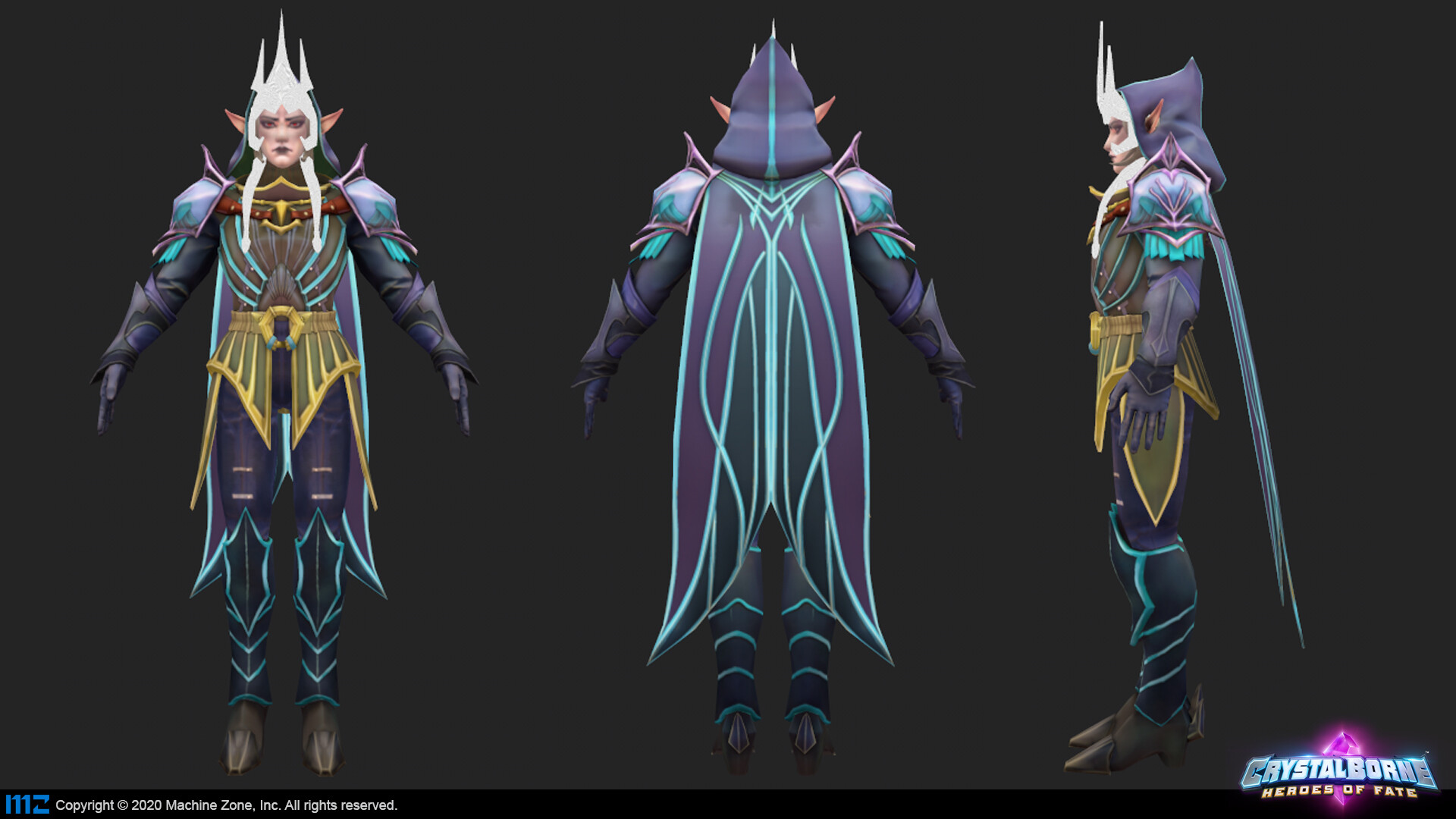 Xavien body retexturing (diffuse only)