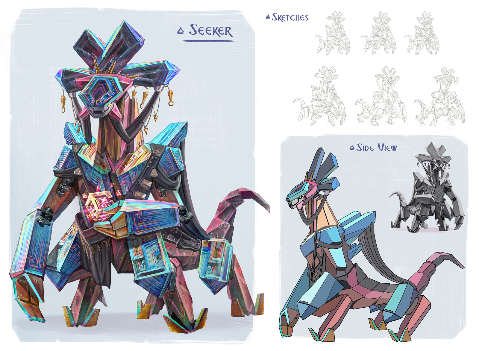 Bismuth Faction: Seer