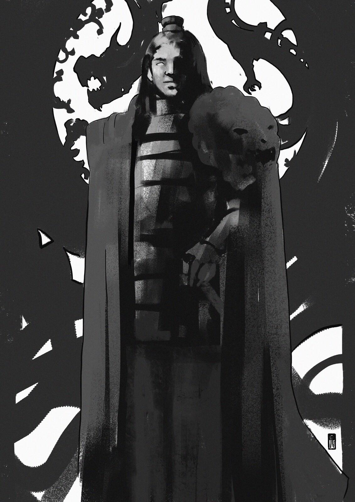 The Dragon Emperor//01