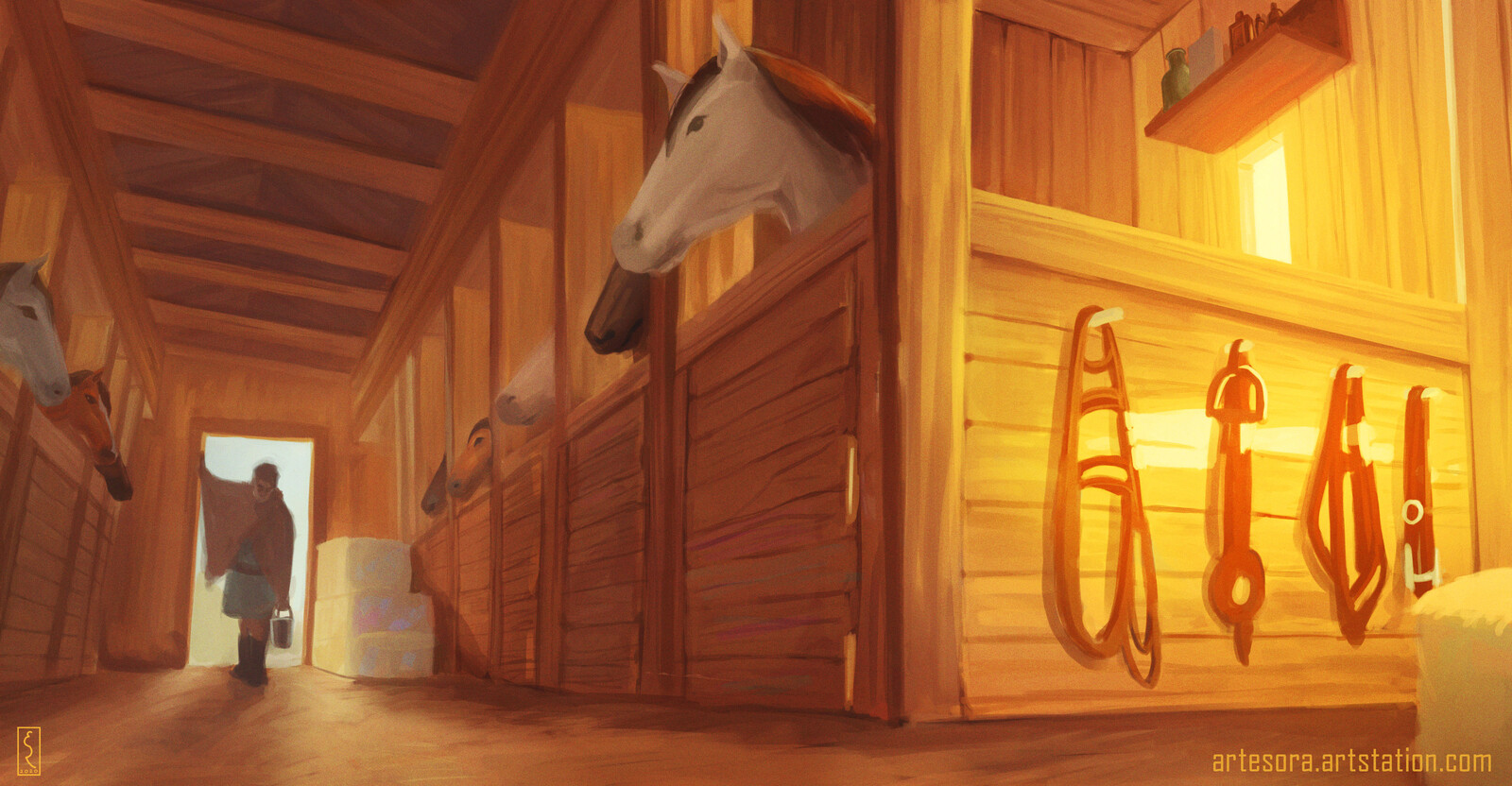 The Stablehand