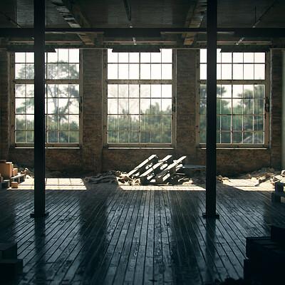 Ste flack abandoned warehouse
