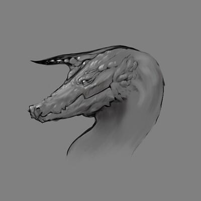 Clement mona dragon hex