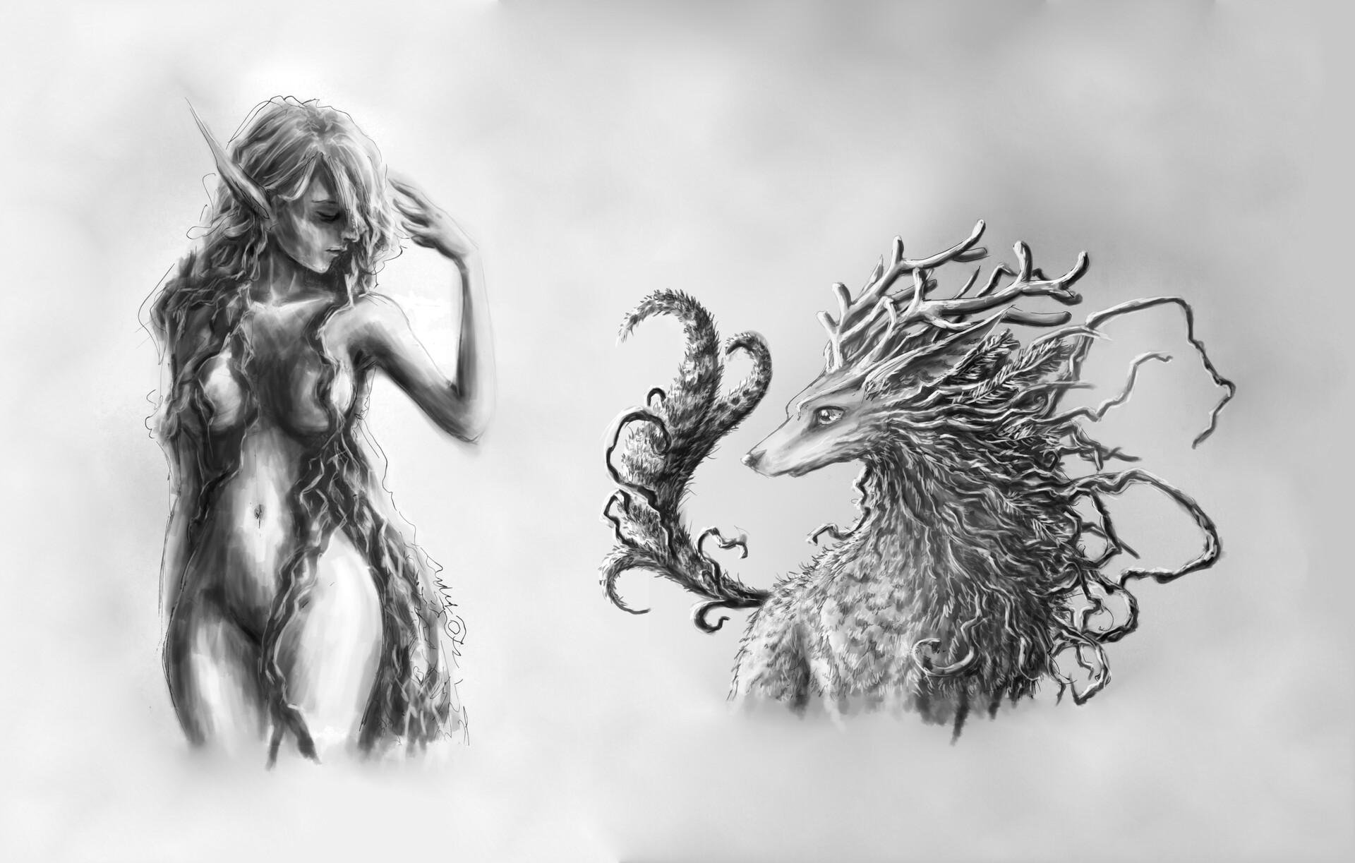 Reena & Sansa