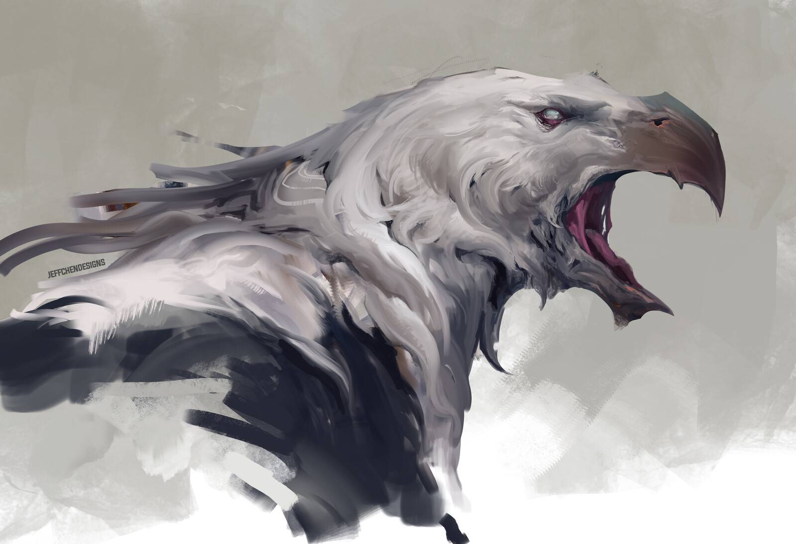 Eagle Creature