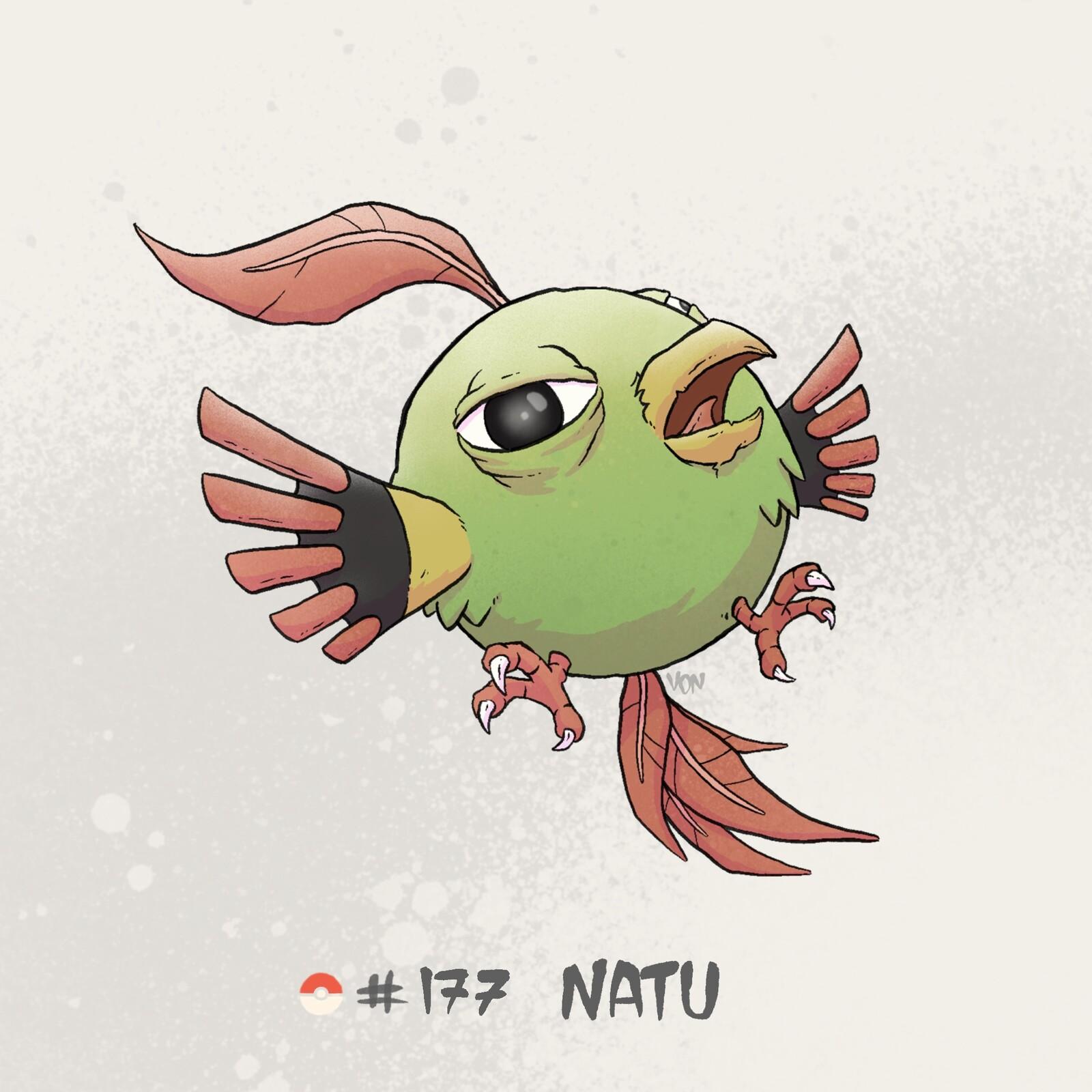 #177 Natu