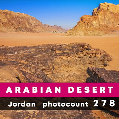 Yeve drovossekova arabian desert