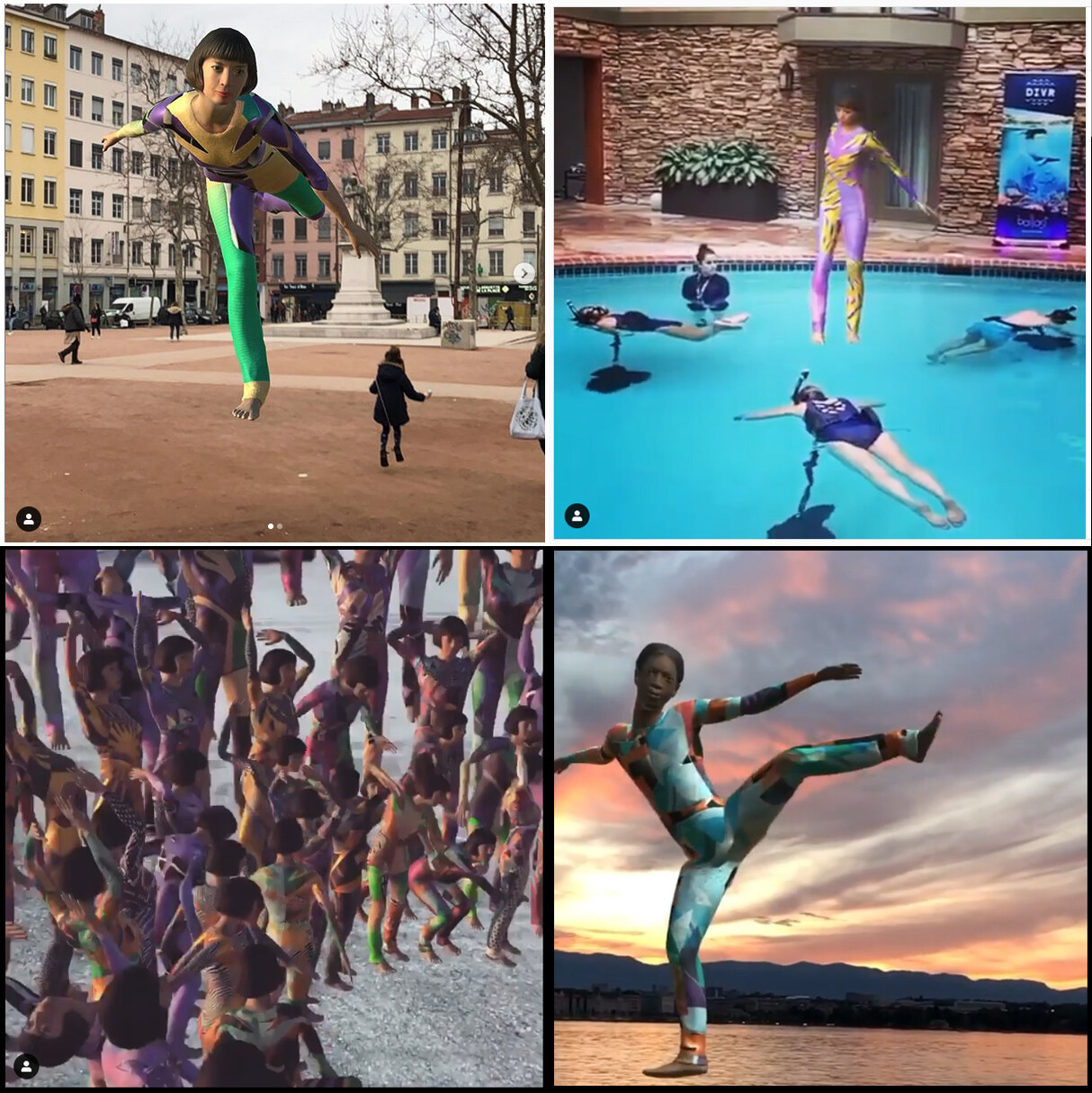 Pics from Instagram #Dancetrail