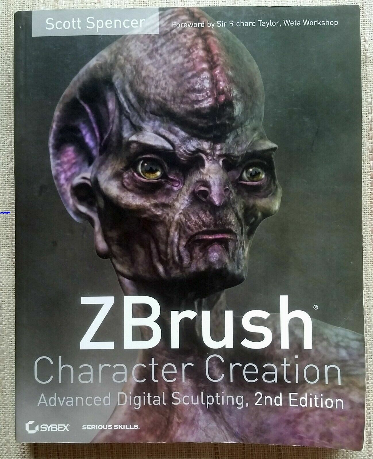 Revisiting My ZBrush Books from Sybex Press
