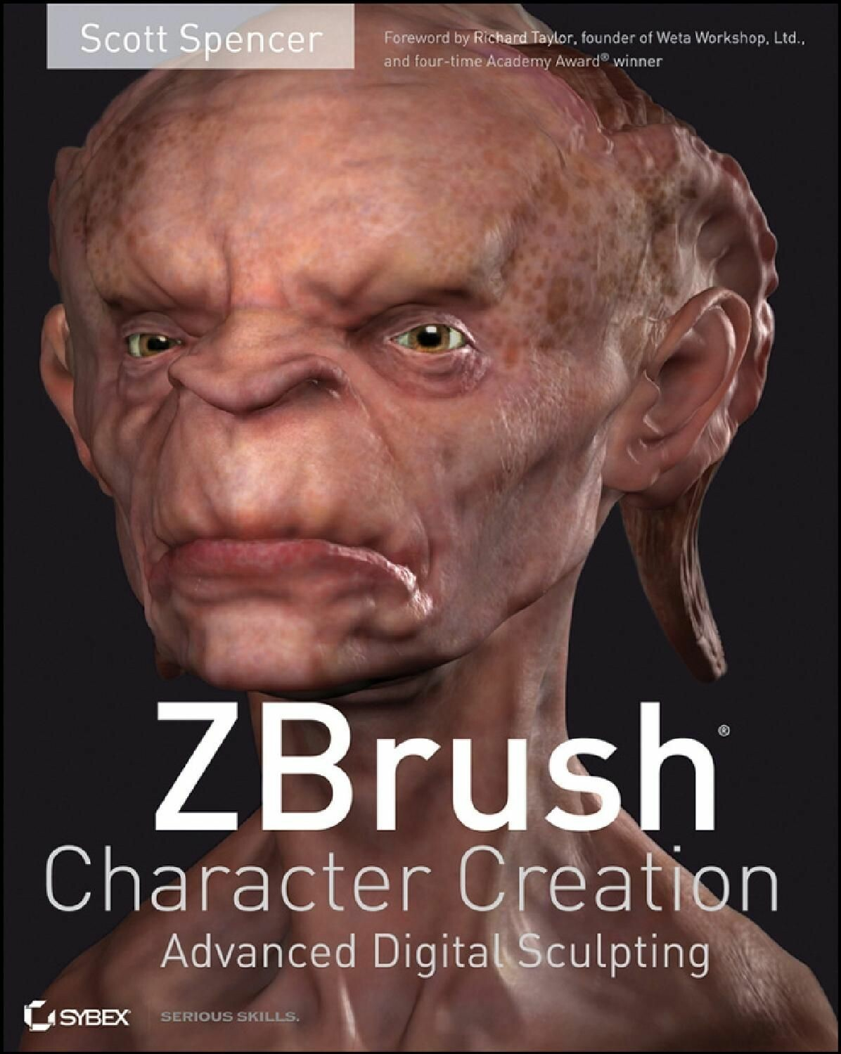 I am proud to be the author of 4 ZBrush textbooks from Sybex / John Wiley and Sons press. The best part about writing these books is hearing from artists who found them helpful in some way toward's their own journey.