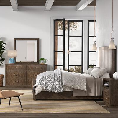 Chelsea vera americanwood bedroom v1 027