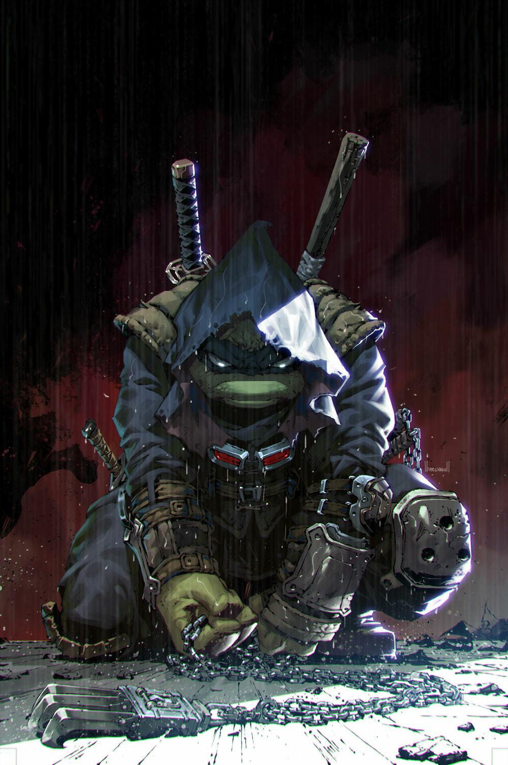 TMNT : The Last Ronin #1