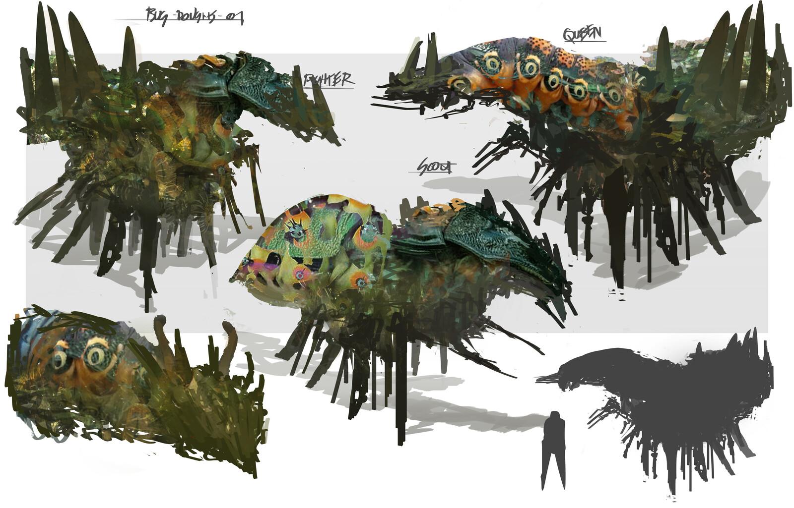 Creature Designing