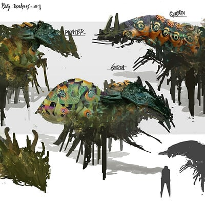 Jack reeves fantasy creatures 01b