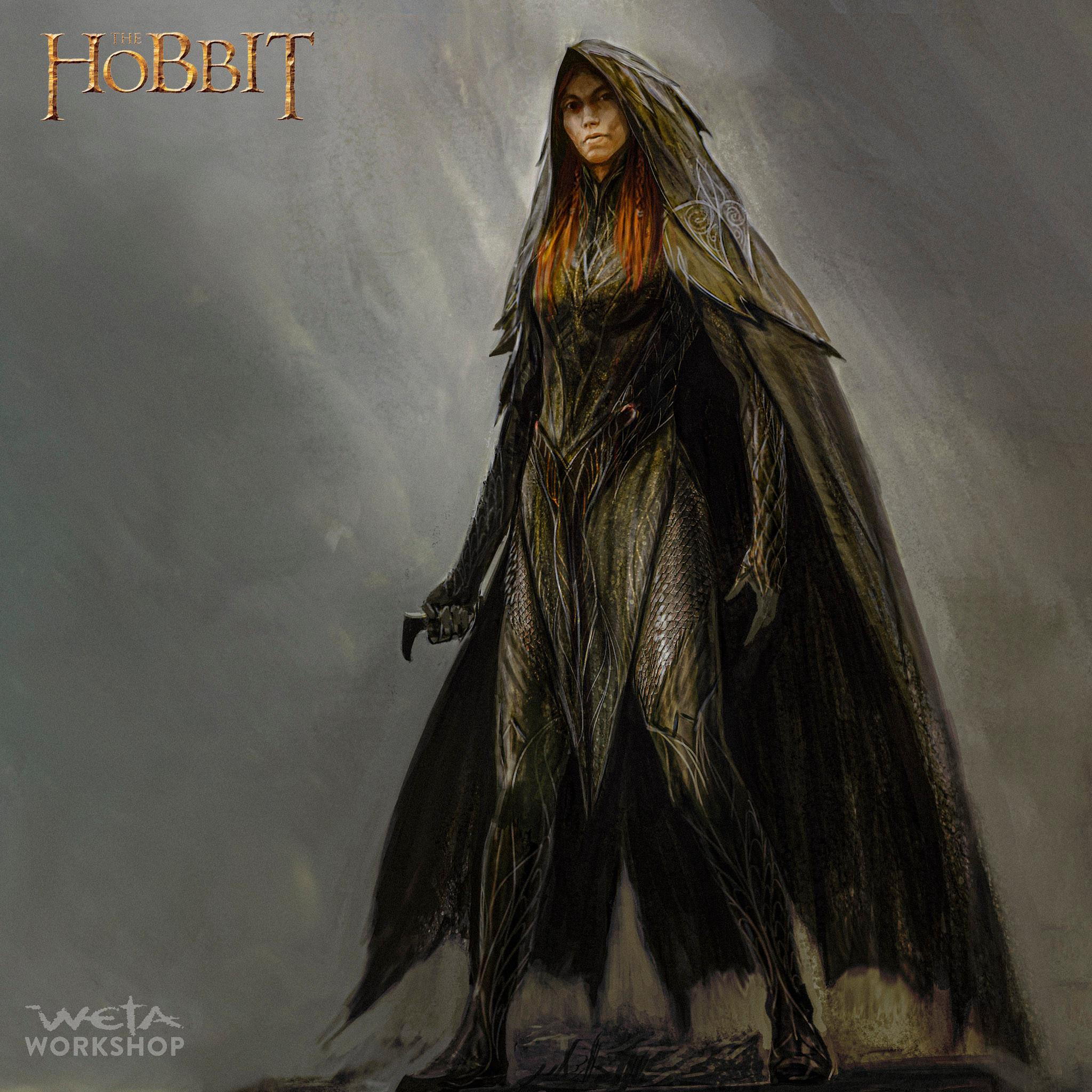 The Hobbit : Tauriel