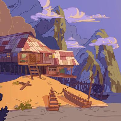 Jessica shih river shack