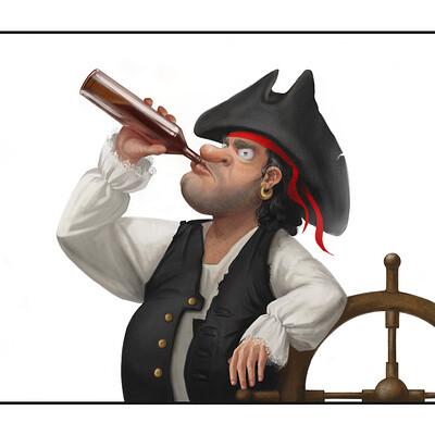 Yana chechunina pirate 1