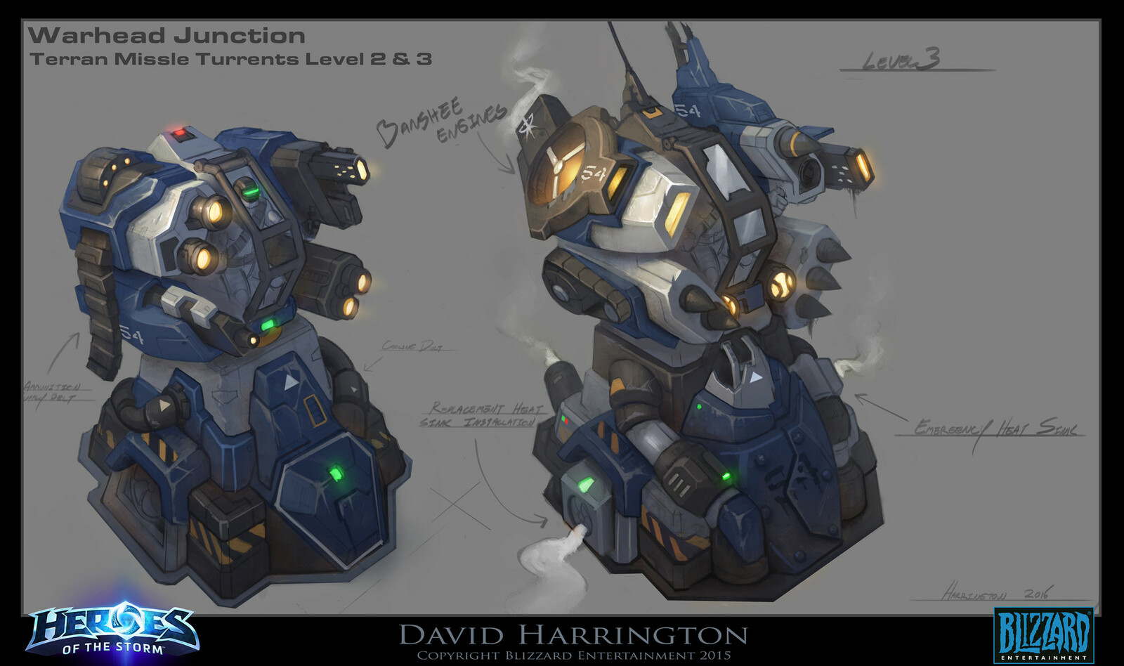 Concept by the wicked David Harrington!!