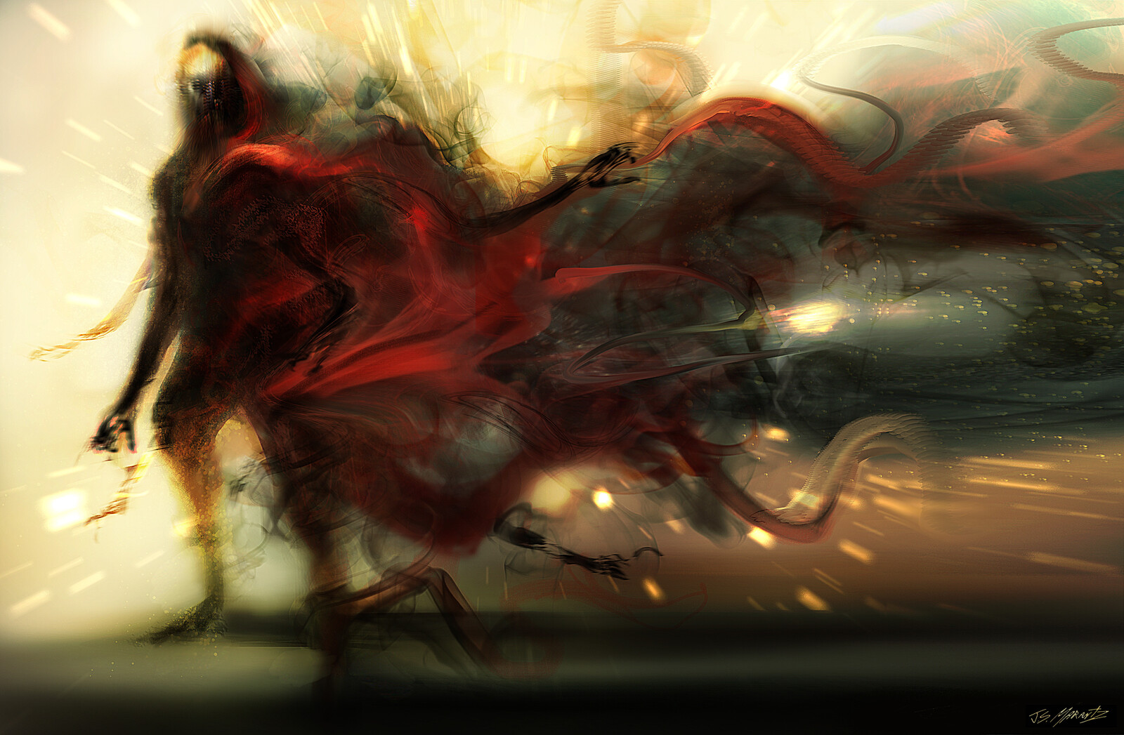 Dr. Strange: Zealot Concepts