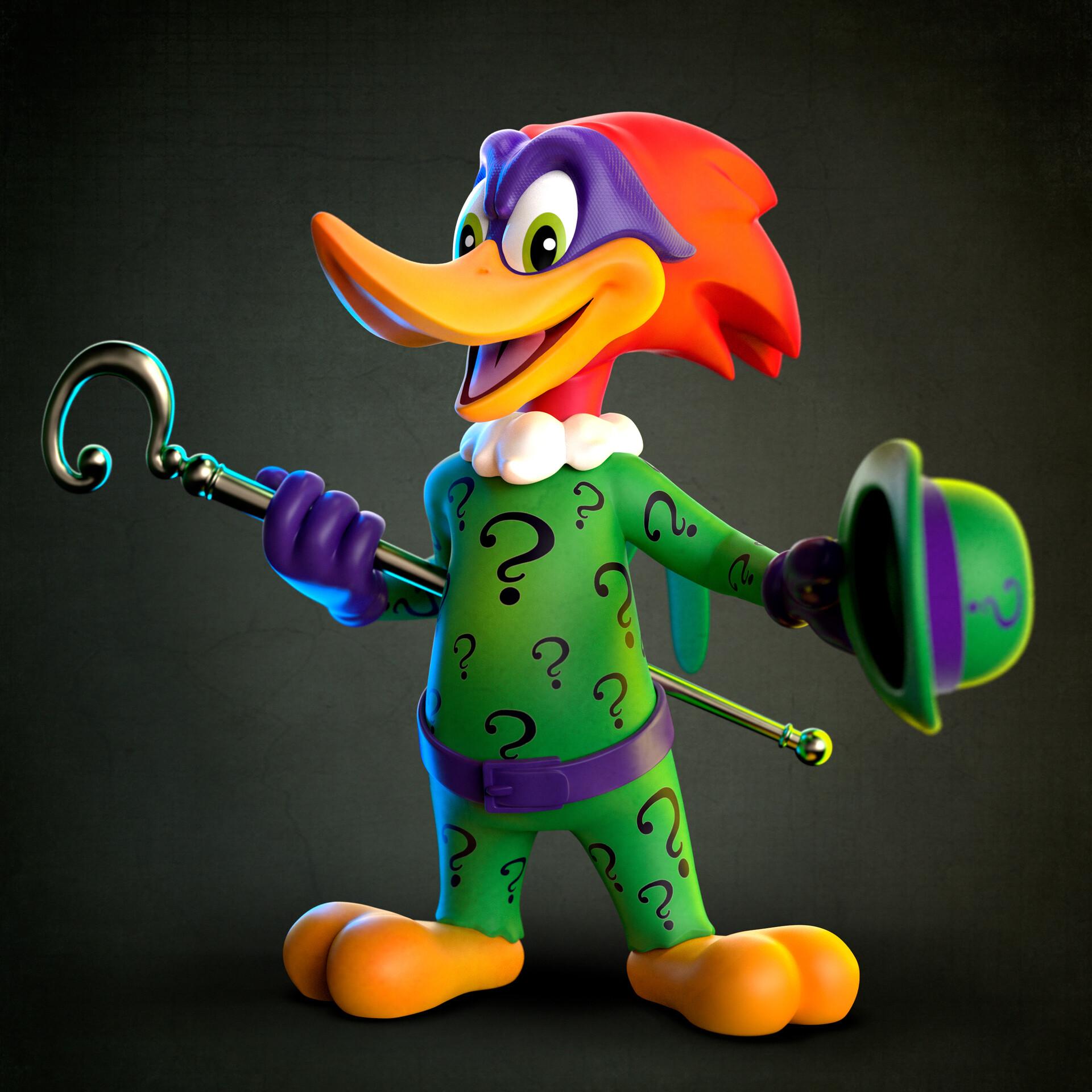 Woody Riddlepecker 5 of 10