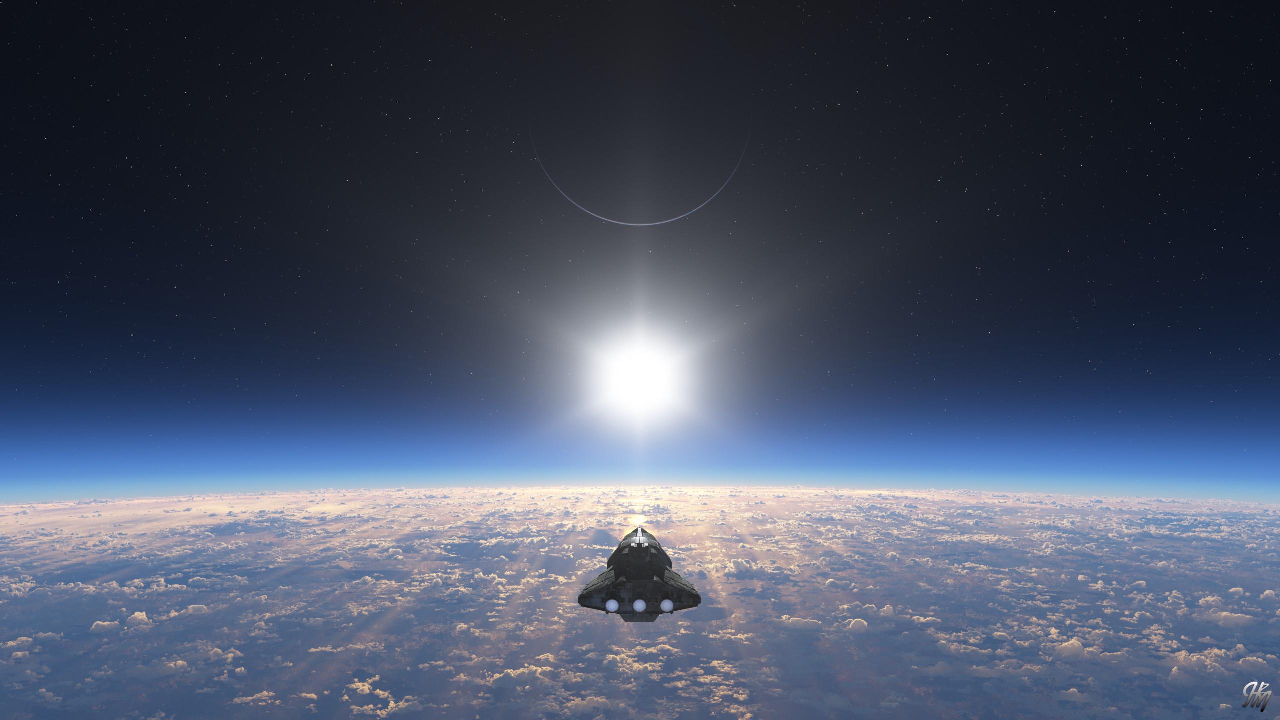 Orbital Sunrise 20200414TG
