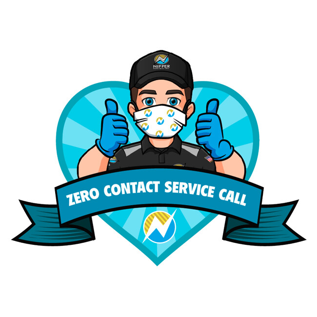 Zero Contact shield - option 2